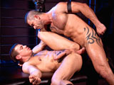 Gay Porn from RagingStallion - Jesse-Santana-And-Adam-Killian
