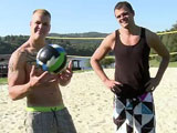 Gay Porn from bigdaddy - Volley-ball-And-Some-Dick-Part-1