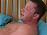Gay Porn from englishlads - Tall-Hunk-James-Shows-Off