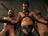 Gay Porn from boundgods - Rogue-Hayden-And-Alessio-Romero