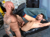Gay Porn from HighPerformanceMen - Gritty-Fuckers