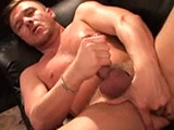 Gay Porn from workingmenxxx - Spitting-Banana-Dick-Jeremy