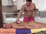 Gay Porn from bigdaddy - A-Mans-Touch-Part-1