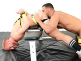 Gay Porn from BoundJocks - Tony-Orion-And-Christopher-Daniels