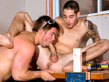 Gay Porn from MenOfMontreal - Drilling