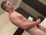 Gay Porn from CollegeDudes - Landon-Voss-Busts-A-Nut-Part-1
