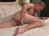 Gay Porn from CollegeDudes - Landon-Voss-Busts-A-Nut-Part-2