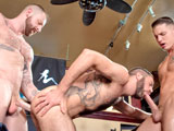 Gay Porn from RagingStallion - James-Marcus-And-Aleks