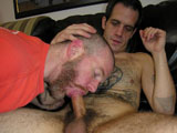 Gay Porn from newyorkstraightmen - Playing-With-Grant