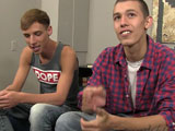 Gay Porn from CollegeDudes - Jordan-Thomas-Fucks-Marco-Santana-Part-1