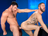 Gay Porn from RagingStallion - Marcus-Isaacs-And-Mike-Dozer