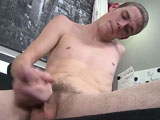 Gay Porn from brokestraightboys - Kael-Diggs-Solo-Part-2