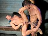 Gay Porn from RagingStallion - Adam-Killian-And-Tyler-Wolf