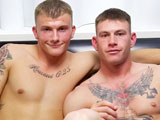 Devon-And-Ransom-Oral - Gay Porn - activeduty