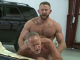 Gay Porn from hotoldermale - Shay-Michaels-Takes-On-Kent-Burke