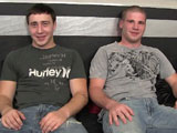 Gay Porn from brokestraightboys - Brandon-Beal-Fucks-Griffin-Matthews-Part-1