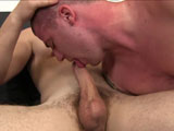 Gay Porn from brokestraightboys - Brandon-Beal-Fucks-Griffin-Matthews-Part-2