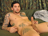 Gay Porn from AllAmericanHeroes - Firefighter-Landon