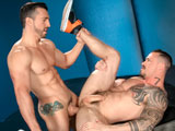Gay Porn from RagingStallion - Jimmy-Durano-And-Seven-Dixon