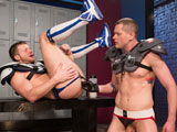 Gay Porn from ClubInfernoDungeon - Butt-Stuffers-Scene-3