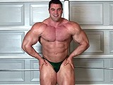 Gay Porn from mission4muscle - Big-Max-330-Pounds