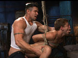 Gay Porn from boundgods - Trenton-Ducati-Ian-Levine-And-Jacob-Durham