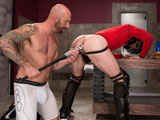From ClubInfernoDungeon - Butt-Stuffers-Scene-4