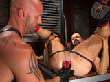 Gay Porn from ClubInfernoDungeon - Big-Bad-Wolf-Scene-1