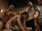 Dakota-Wolfe-And-Brock-Avery - Gay Porn - BoundInPublic