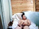 Naboro Jerks In Bed