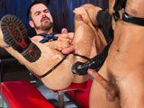 Gay Porn from ClubInfernoDungeon - Big-Bad-Wolf-Scene-3