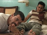 Gay Porn from LaughingAsians - Enriques-Feet