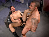 Gay Porn from RagingStallion - Damien-Crosse-And-Nick-Cross