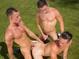 Gay Porn from HotHouse - Horseplay-Scene-2