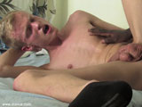 Cute White Boy Cums Face-to-Face