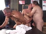 Gay Porn from BearBoxxx - Daddy-Orgy-Time