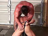 Gay Porn from mission4muscle - Gay-Wrestling-Battle
