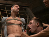 Gay Porn from MenOnEdge - Corbin-Dallas-And-Scott-Cage
