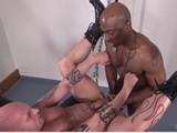 Gay Porn from RawAndRough - Black-Balled-Raw