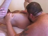 Gay Porn from BearBoxxx - Cabin-Cruising-Bears