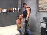 Gay Porn from BearBoxxx - Bounty-Hunter