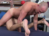 Gay Porn from CollegeDudes - Kirk-Cummings-And-Jacob-Marteny
