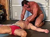 Gay Porn from FrankDefeo - Jake-Jetro-Vs-Tank