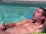 Pool-Pissing from boyspissing