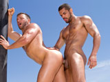 Donato-Reyes-And-Lucas-Fox from RagingStallion