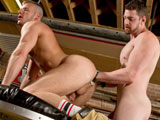 Gay Porn from ClubInfernoDungeon - Breaking-The-Bond-Scene-1