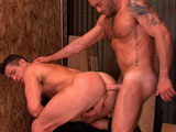 Gay Porn from TitanMen - Fast-Paced-Scene-1-Trenton-And-Jake