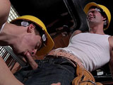 Gay Porn from MenDotCom - Daddys-Workplace-Part-2