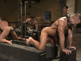 Gay Porn from boundgods - Dirk-Caber-Jessie-Colter-And-Trenton-Ducati