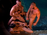 Gay Porn from TitanMen - Night-Heat-Scene-2-Dario-Hunter-And-Justin
